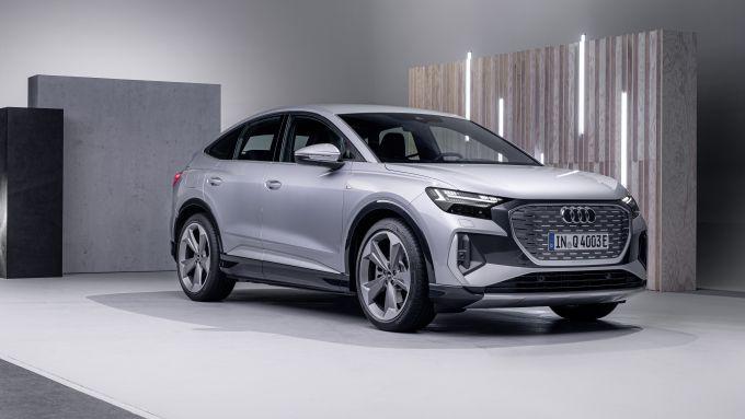 Accordo Ford Volkswagen: il SUV elettrico Audi Q4 e-tron