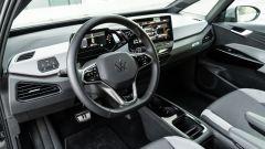 Accordo Ford VW: l'abitacolo della Volkswagen ID.3