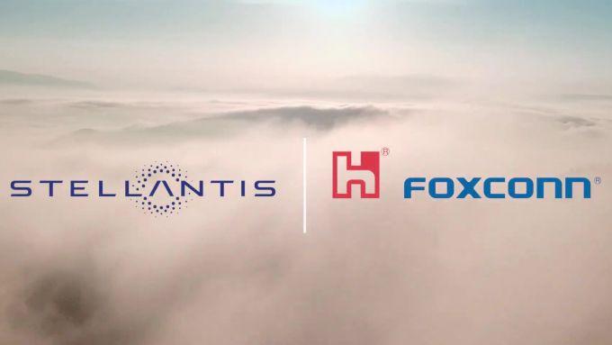 Accordo Foxconn Stellantis