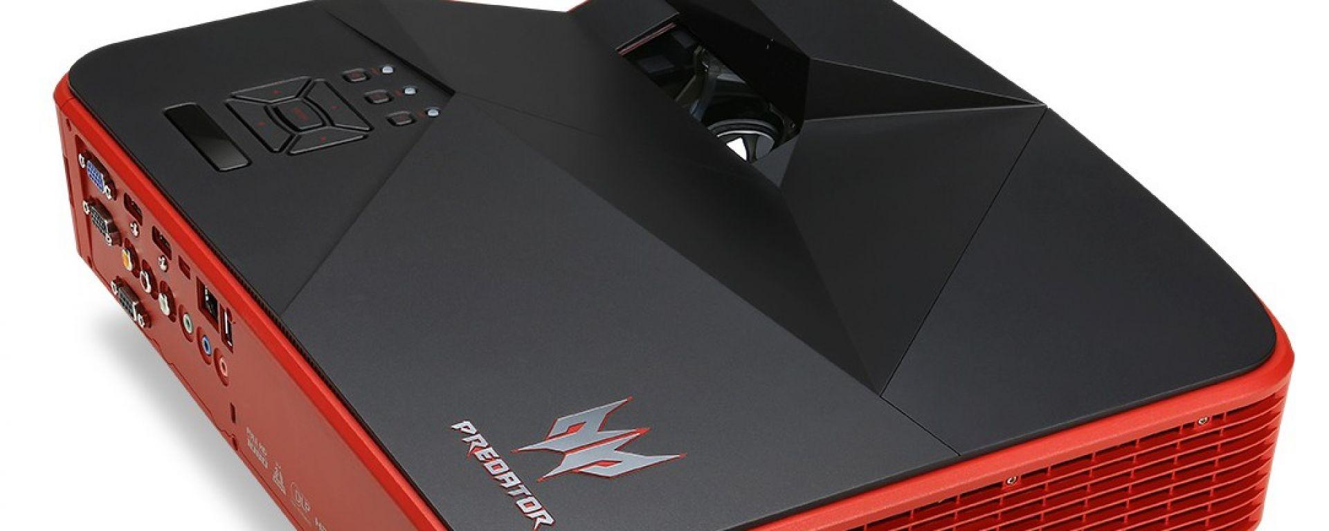 Acer Predator Z850: quando la tv non basta più