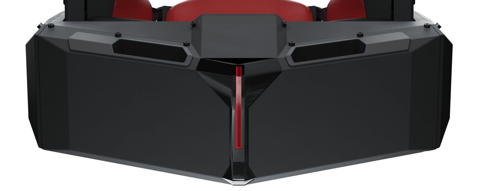 Acer StarVR batte Oculus Rift e HTC Vive tra i visori VR