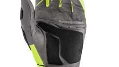 Acerbis Enduro Gloves: chiusura polso con patch in morbida gomma