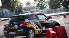Aci Rally Italia Talent, la Suzuki Swift RS dei vincitori dell'edizione 2019