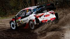 ACI Rally Monza 2020, Sebastien Ogier (Toyota)
