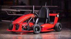Actev Arrow Smart-Kart è adatto a bimbi dai 5 ai 9 anni (foto Actev Motors)