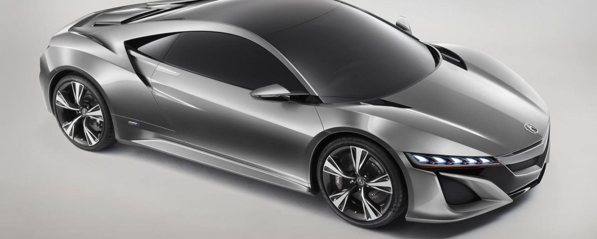 Acura - Honda NSX Concept