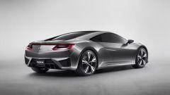 Acura - Honda NSX Concept - Immagine: 3