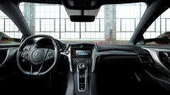 Acura/Honda NSX: la plancia