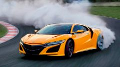 Acura/Honda NSX: nel 2021 arriverà una versione Type R?