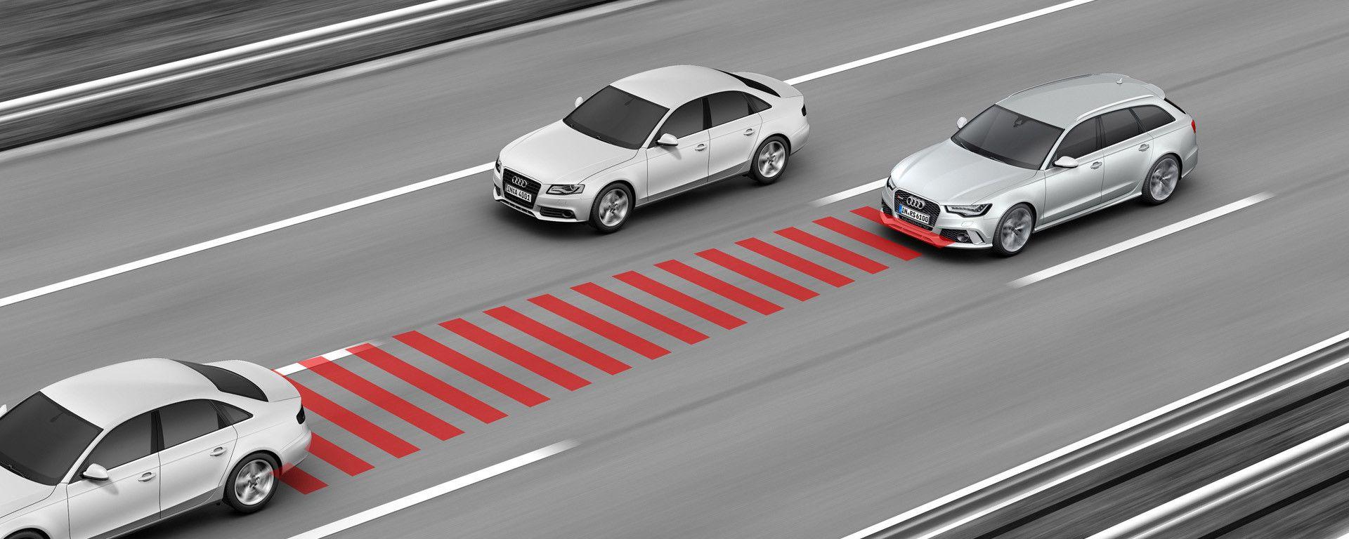 Con gli aiuti alla guida si possono evitare 4 incidenti su 10