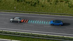 ADAS: cruise control adattivo