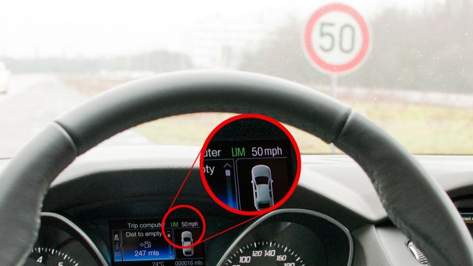 ADAS - Riconoscimento dei segnali stradali