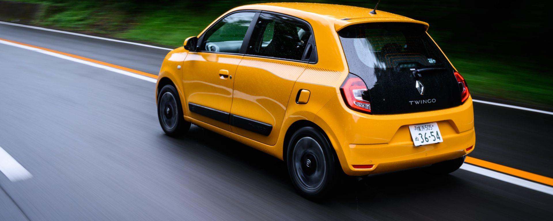 Adieu Renault Twingo