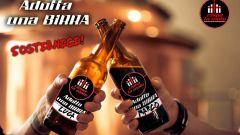 Adotta una Birra è l'iniziativa dell'associazione Ciapa la Moto