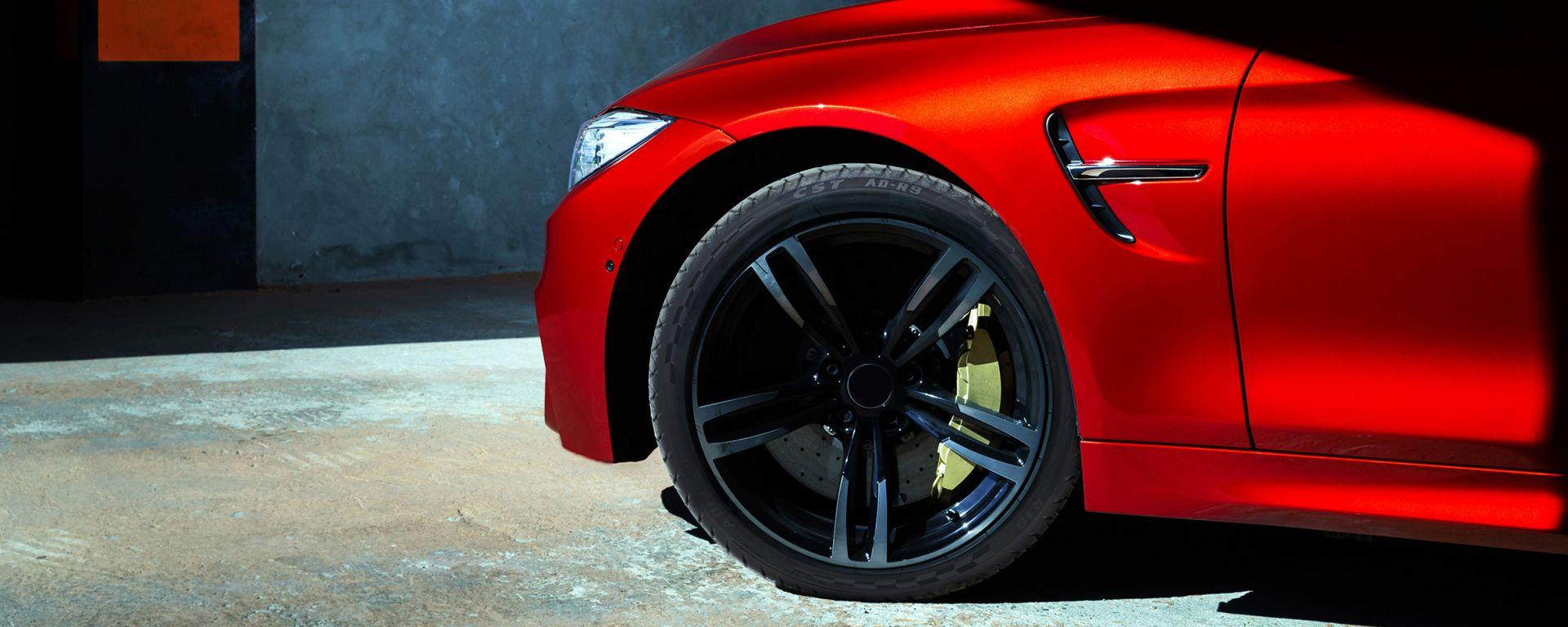 Adreno AD-R9, pneumatico estivo ad alte prestazioni per auto sportive e SUV