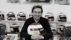 Adrian Campos nel suo ufficio presso la sede del team Campos Racing
