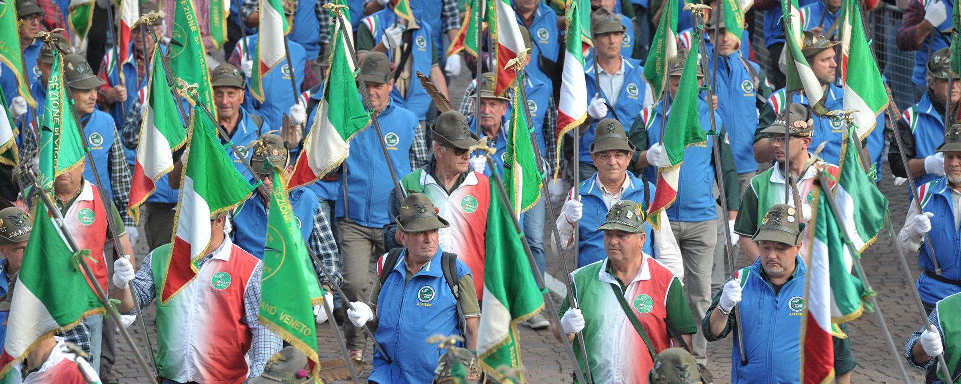 Adunata nazionale degli Alpini a Milano, le modifiche alla viabilità