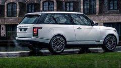 Adventum Coupé, una Range Rover SV Coupé tutta speciale