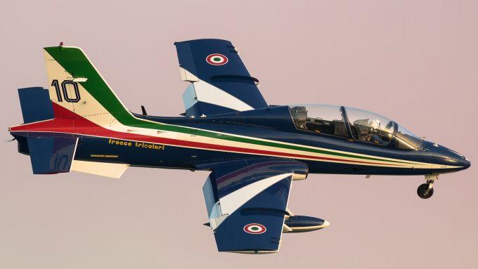 Aermacchi MB-399PAN Frecce Tricolori