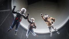 Aerogravity, speciale abbigliamento moto, vintage, touring, Caberg, Bell, Nolan