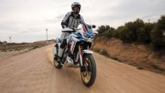 Africa Twin 2020: la versione Adventure Sports