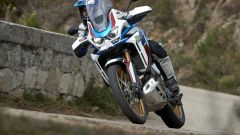 Africa Twin Adventure Sports 2020 in azione