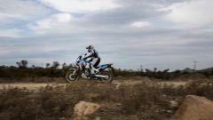Africa Twin Adventure Sports 2020 sugli sterrati dei rally della Sardegna