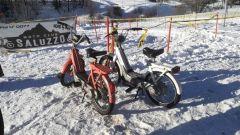 Agnellotreffen 2018: i protagonisti della Moped Challenge sono loro, i mitici Piaggio Ciao