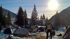 Agnellotreffen 2018: l'esperienza va fatta rigorosamente in tenda