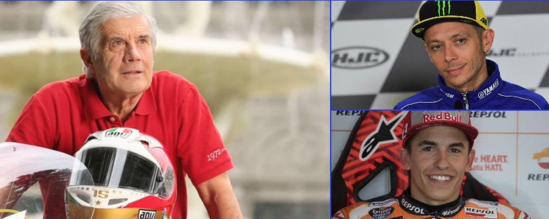 MotoGP 2018: Agostini assolve Marc Márquez