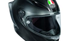 AGV Pista GP R Matt Carbon