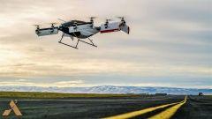 Airbus Alpha One: il primo volo del drone-taxi elettrico e autonomo