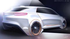 Airflow Vision concept, anticipazione di mobilità futura?