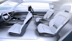 Airflow Vision concept, viaggi in business class