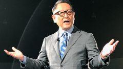 """CEO Toyota: """"Svolta elettrica? Milioni di lavoratori disoccupati"""""""
