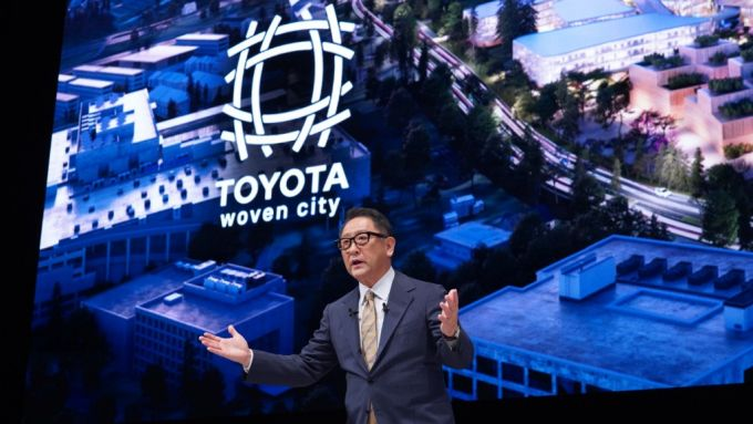 Akio Toyoda, World Car Person of the Year 2021