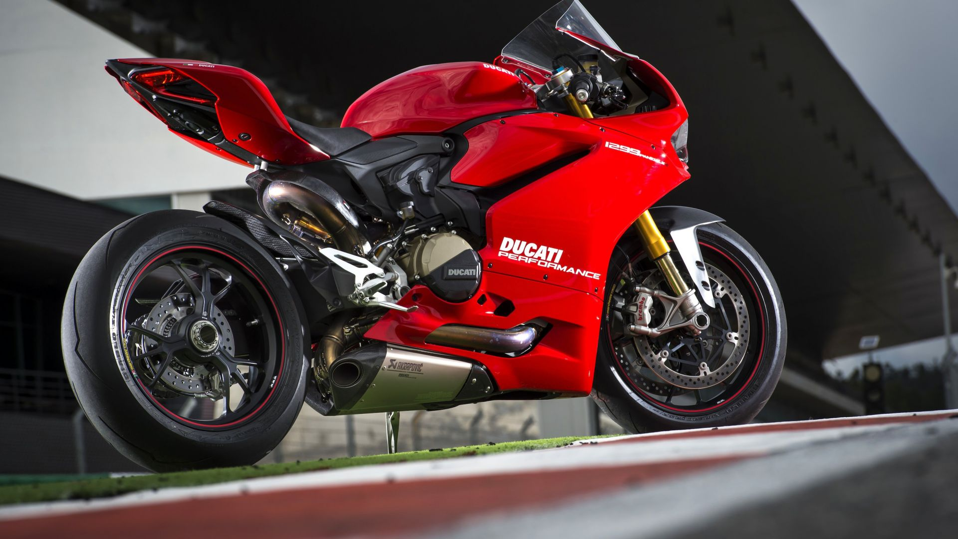 Ducati  Panigale Motor