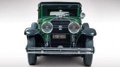 Al Capone la Cadillac blindata
