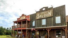Al Colin Edwards' Texas Tornado Boot Camp sembra di stare nel selvaggio west!