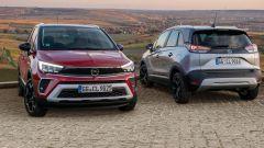Al debutto nuova Opel Crossland 2021