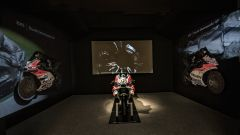 Al Museo Ducati: arriva una nuova mostra, anche online: l'aerodinamica della Desmosedici GP16