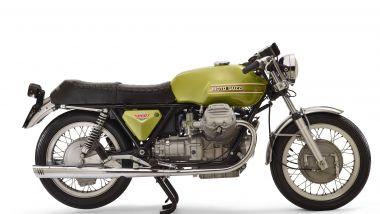 Al Museo Piaggio anche la Moto Guzzi V7 Sport