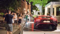 Al Salone dell'Auto di Torino Parco Valentino sfilano le supercar
