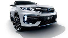 Al Salone di Shangai la concept Honda X-NV
