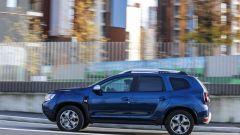 Al volante della Dacia Duster GPL 2018