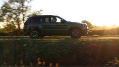 Al volante della Jeep Grand Cherokee Trailhawk 2019