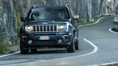 Jeep Renegade 4xe Limited plug-in hybrid: la prova consumi