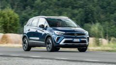 Test: Opel Crossland 1.5 Diesel Ultimate 2021, pregi e difetti
