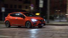 Al volante della Renault Clio 2019
