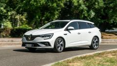 Renault Mégane E-Tech Sporter: prova, interni, prezzi